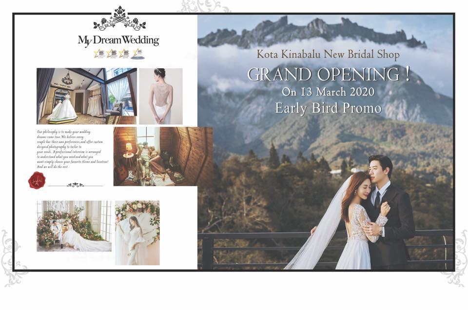 KK Grand Opening Early Bird Promotion